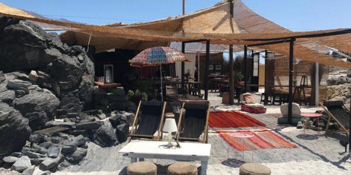 Wara Nomade, Chile - Beach Tent