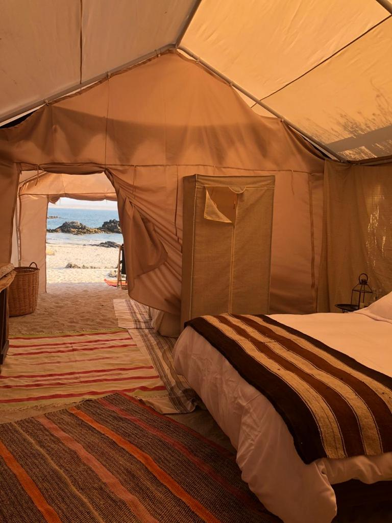 Wara Nomade. Chile - Safari-style tents
