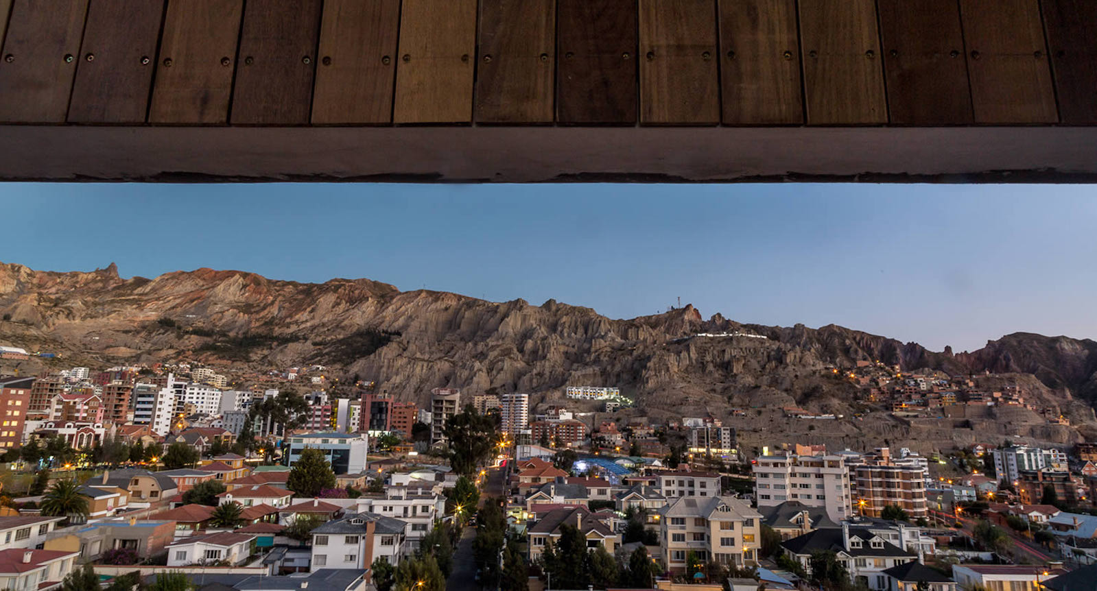 Atix Hotel La Paz Bolivia