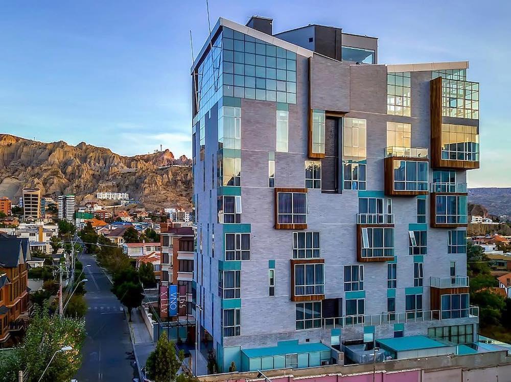 Atix Hotel Architecture