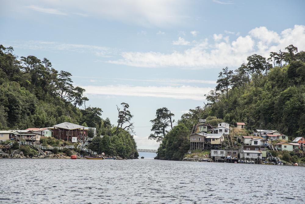 Chiloe Archipelago Chile