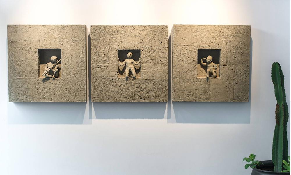 Gaston Ugalde Bolivian artist