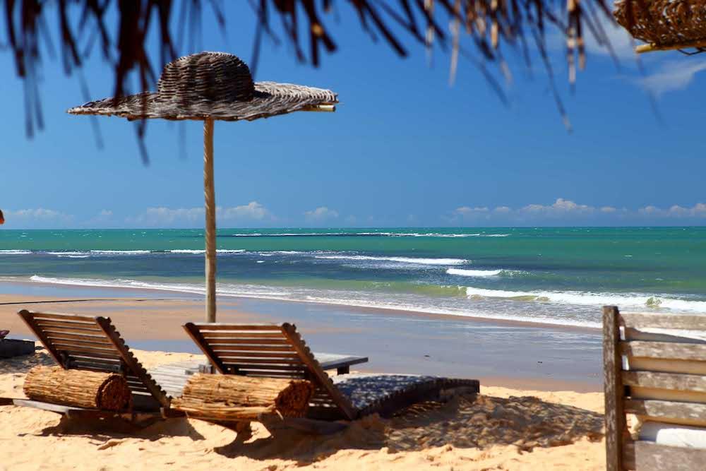 Trancoso Beach, Bahia Brazil