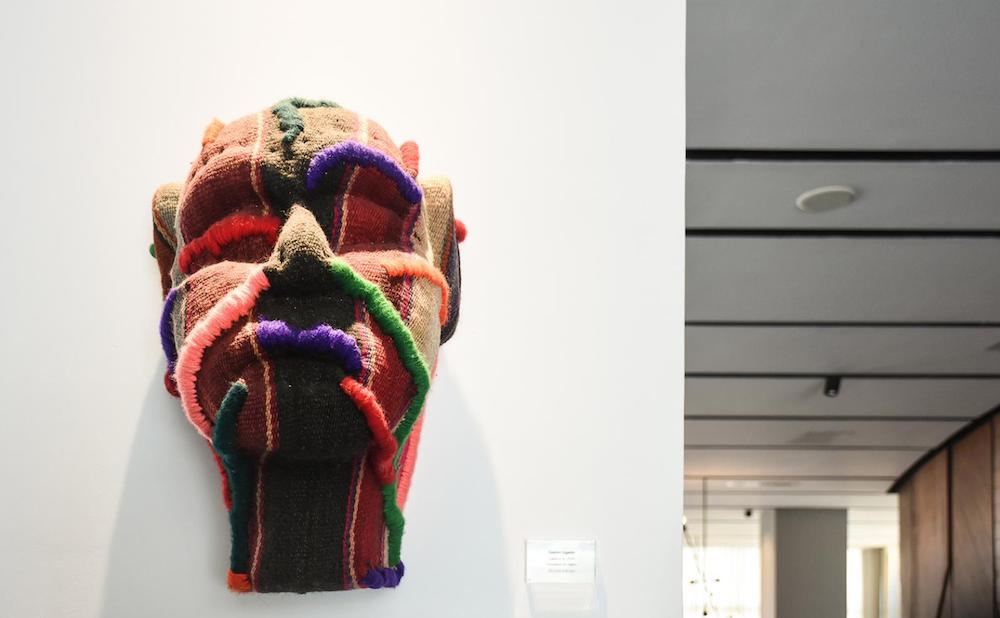 Gaston Ugalde sculpture Bolivian art