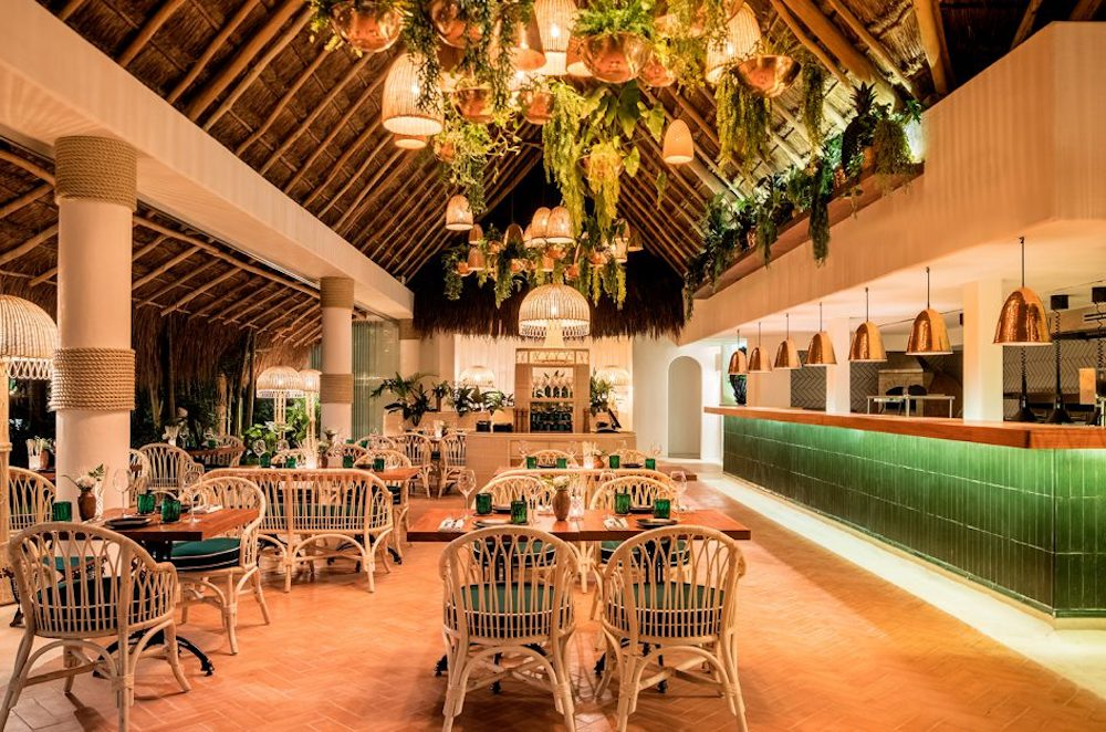 Plan South America | Beefbar restaurant, Hotel Esencia, Mexico