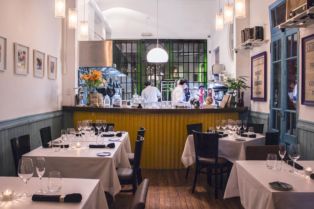 iLatina, Buenos Aires | Plan South America