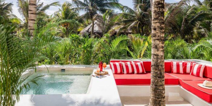 Hotel Esencia, Mexico | Plan South America