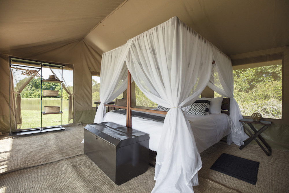 Bedroom, Corocora Camp, Colombia | Plan South America