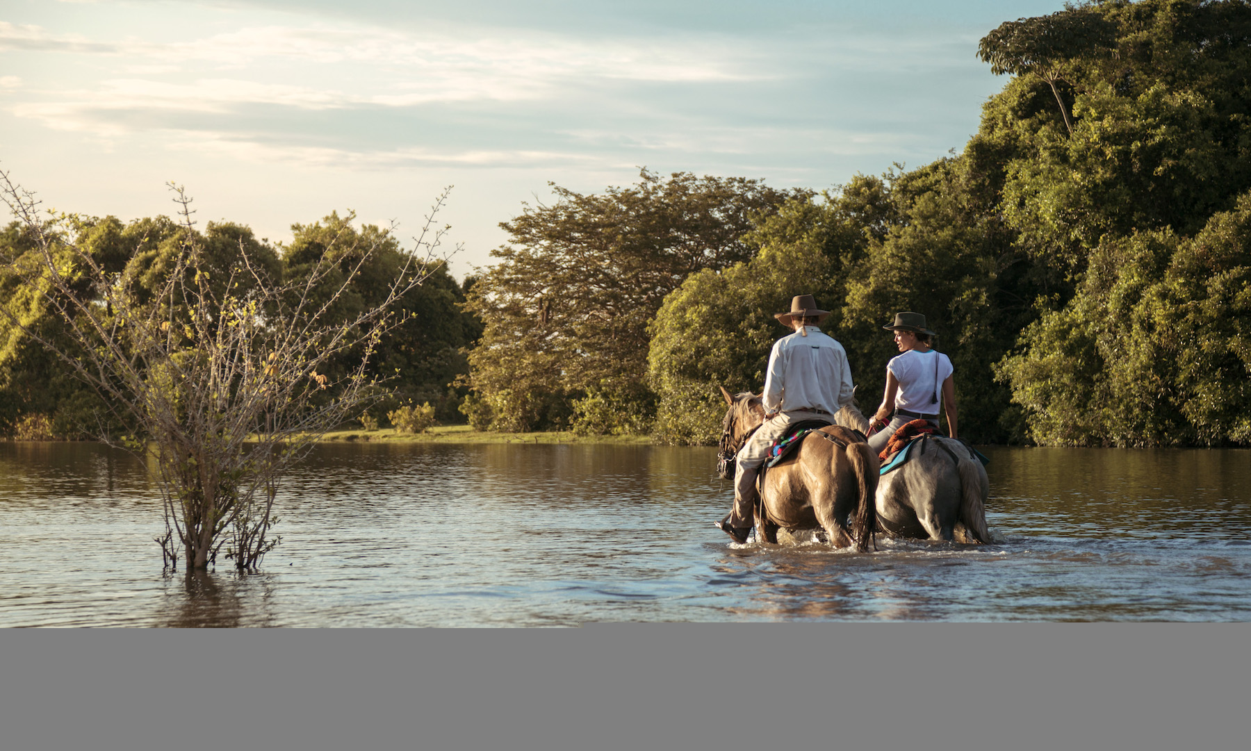 Riding Colombia, Los Llanos | Plan South America