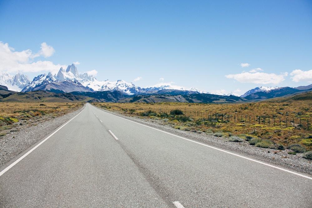 Route 40 road trip Argentina