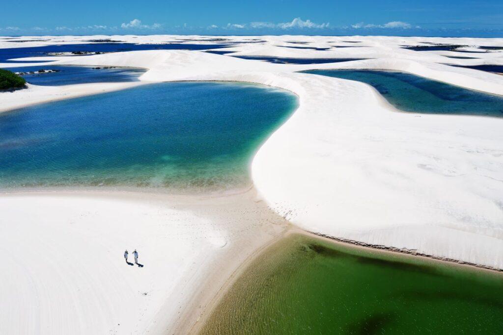 700'000 Heures Open a Wandering Hotel in Lençóis Maranhenses, Brazil