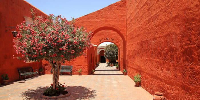 Plan South America | Santa Catalina, Arequipa