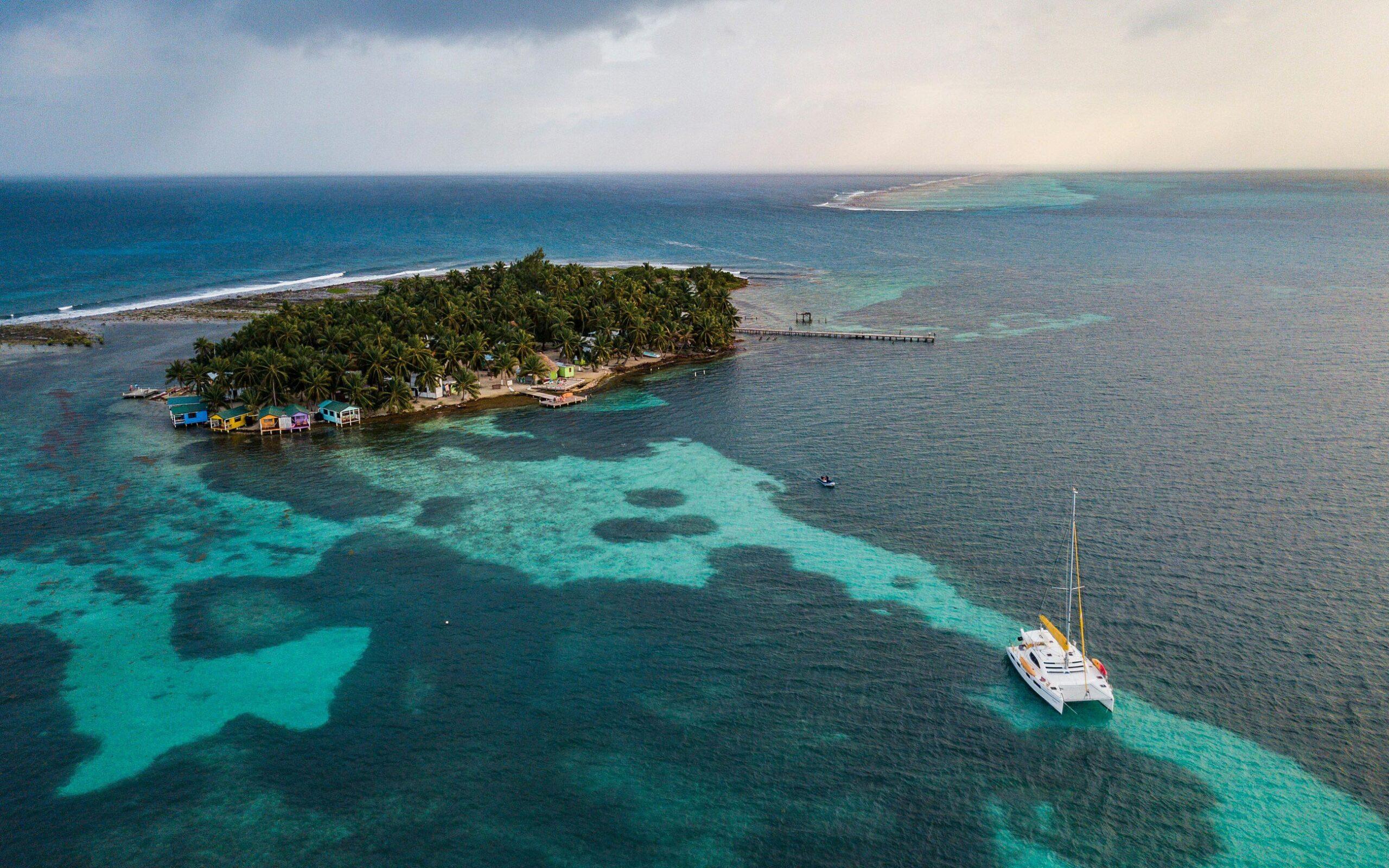Plan South America | Belize sailing
