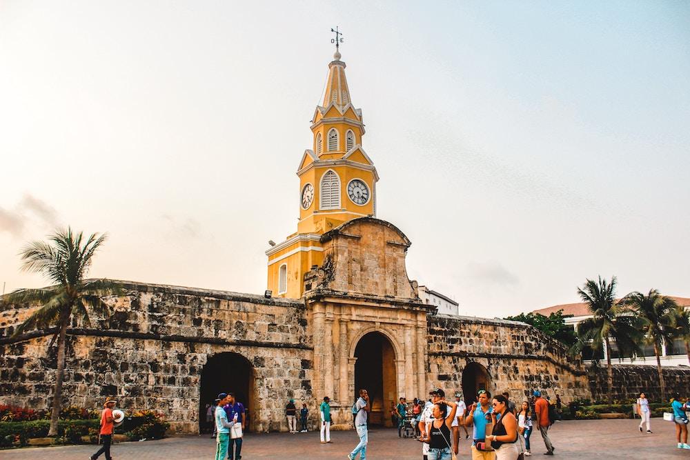 Plan South America | Cartagena, historic centre