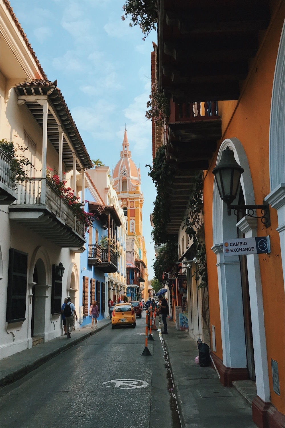 Plan South America | Cartagena old town, Colombia