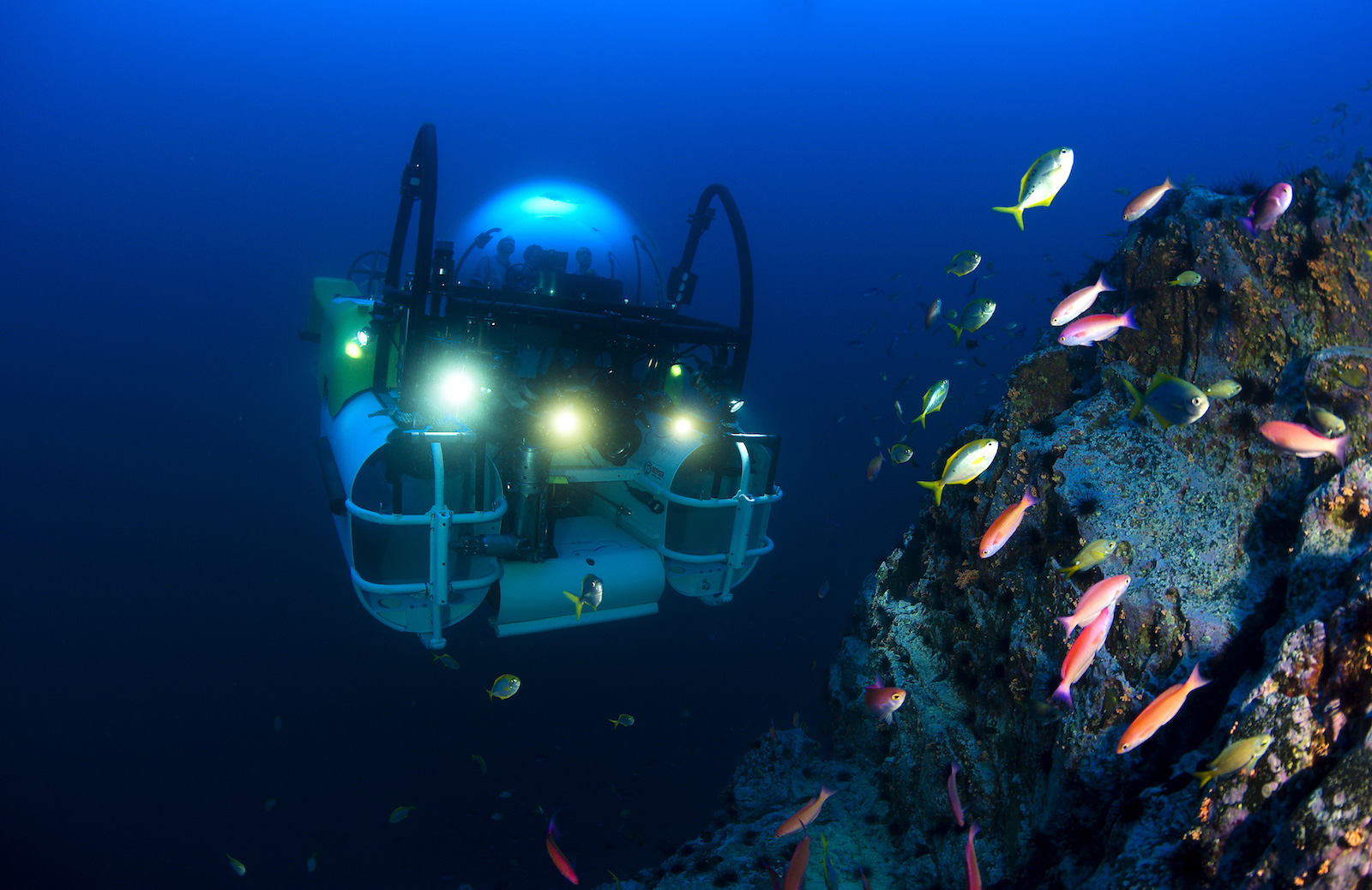 Plan South America | Costa Rica, deep sea diving