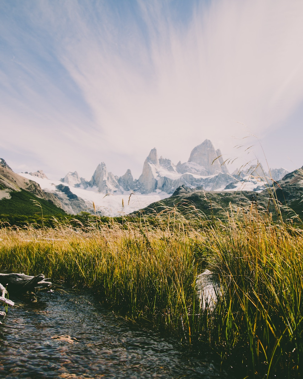 Plan South America | Mount Fitz Roy, Argentina