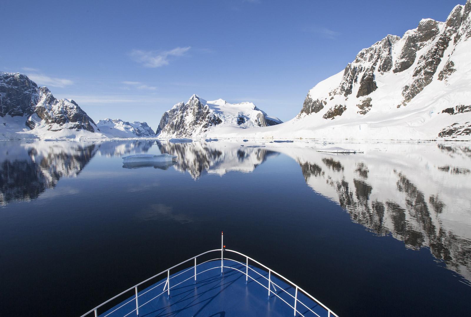 Plan South America   Antarctica, Magellan Explorer