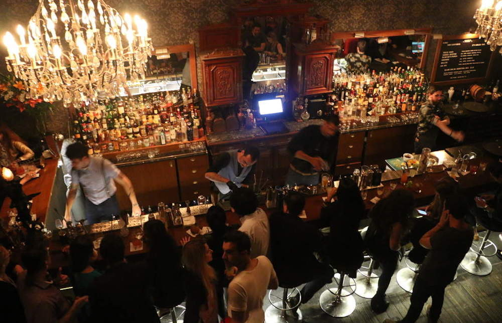 Plan South America | Frank's Bar, Buenos Aires