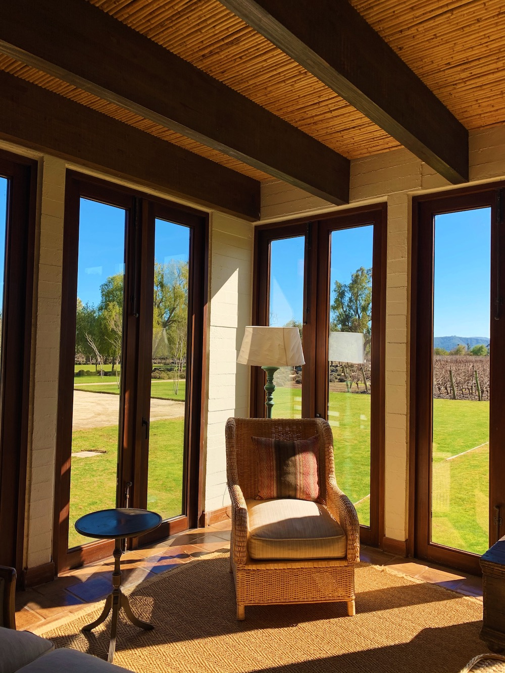 Casa Macaire, Chile   Plan South America