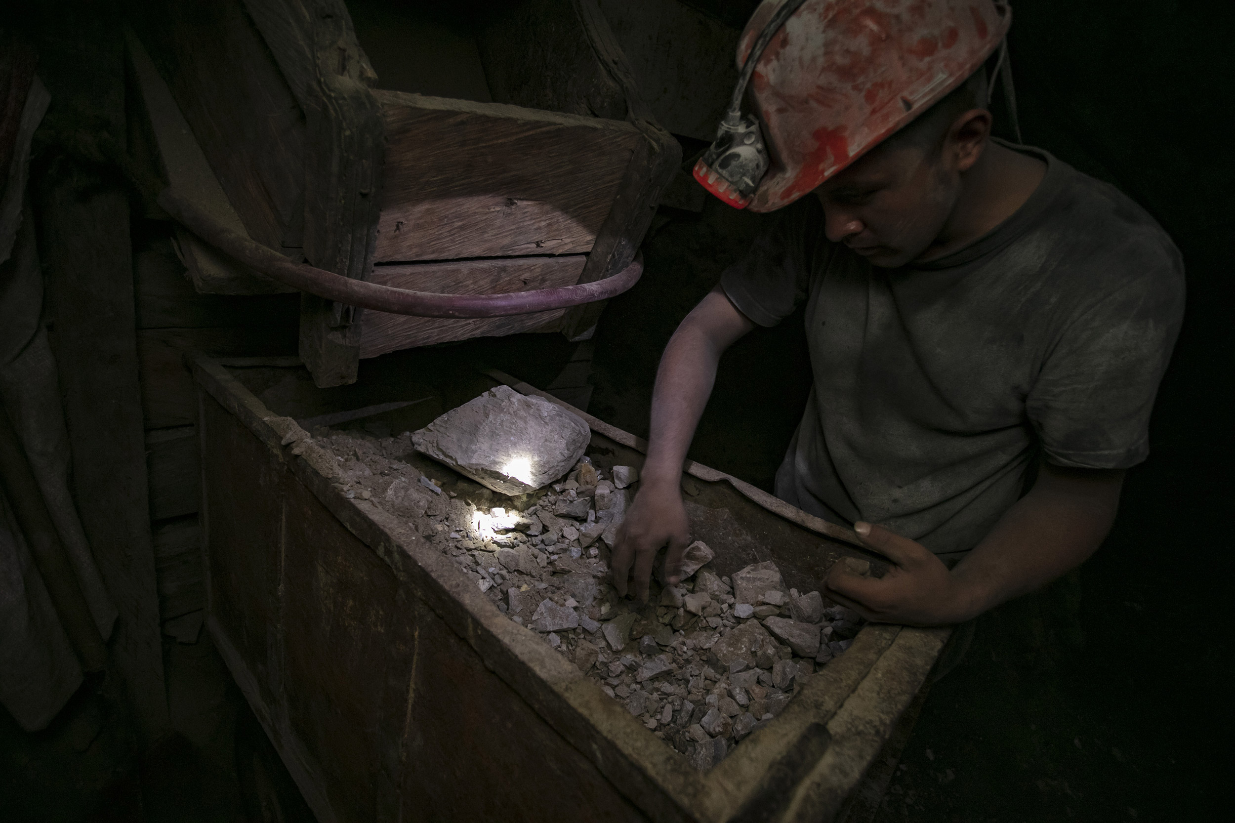 Emerald Mining in Colombia | Plan South America