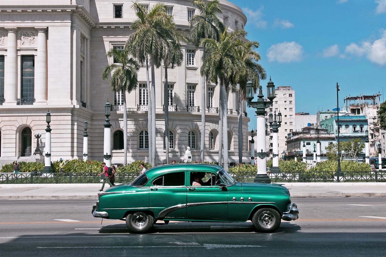 Our Kind of Place   Loma del Ángel, Havana, Cuba
