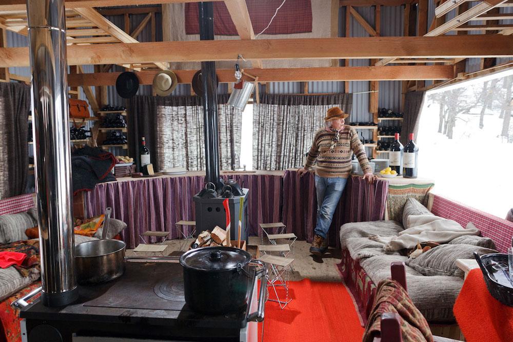Plan South America | Francis Mallmann, La Isla, Patagonia