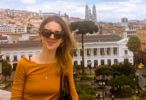 Lucinda Elliott, Latin America Correspondent