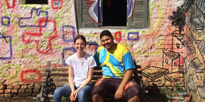 Plan South America   Lucinda Elliott, inerview