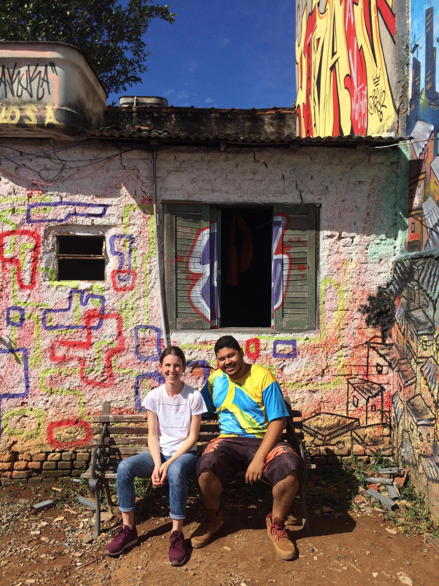 Plan South America | Lucinda Elliott interview