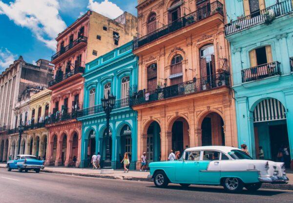 Gardens Havana, Cuba