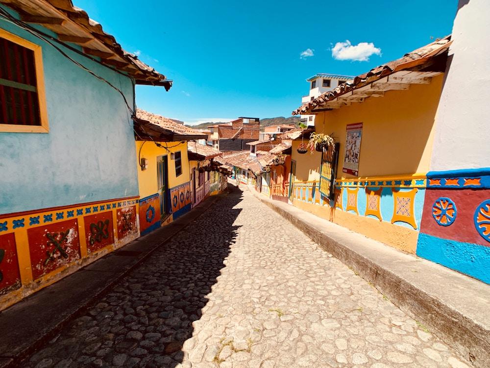 Guatape, Colombia