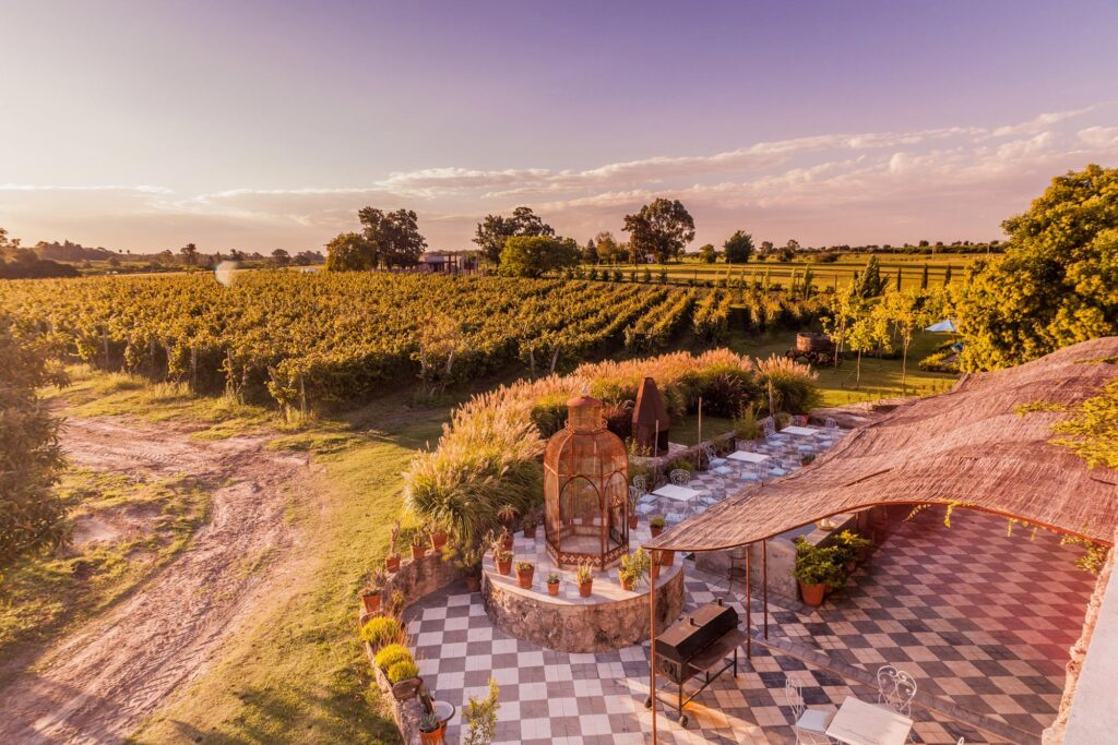 Narbona Wine Lodge, Uruguay