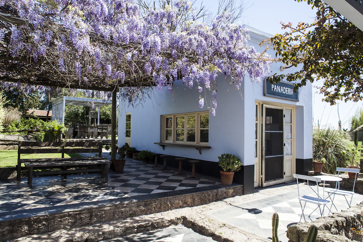 Narbona Wine Lodge, restaurant