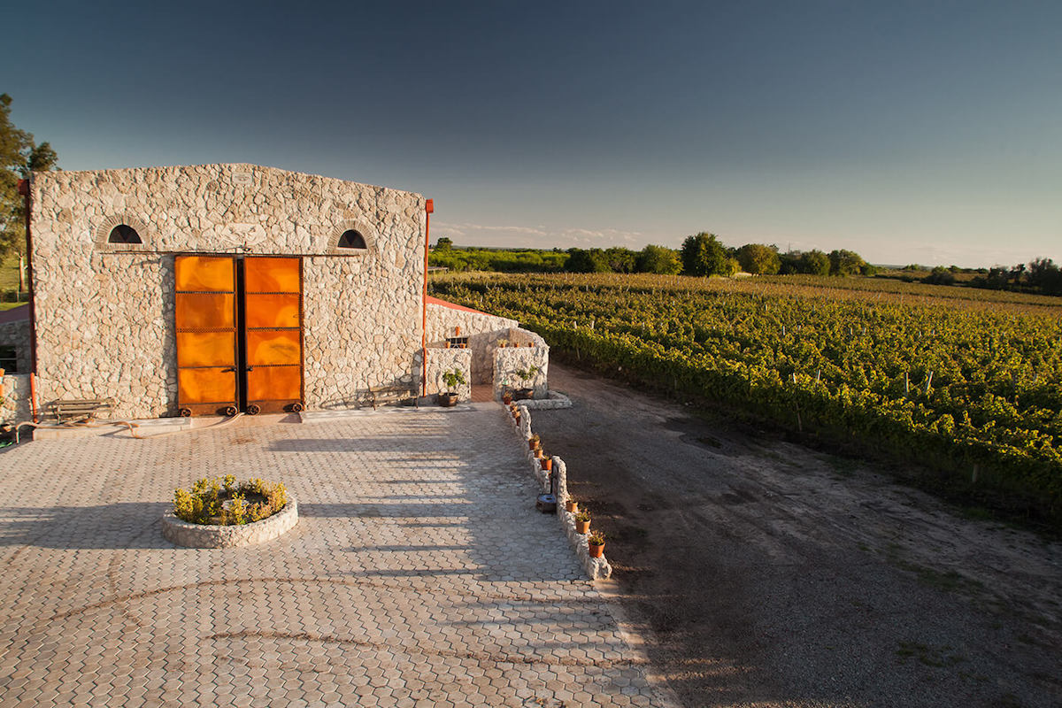 Narbona Wine Lodge bodega