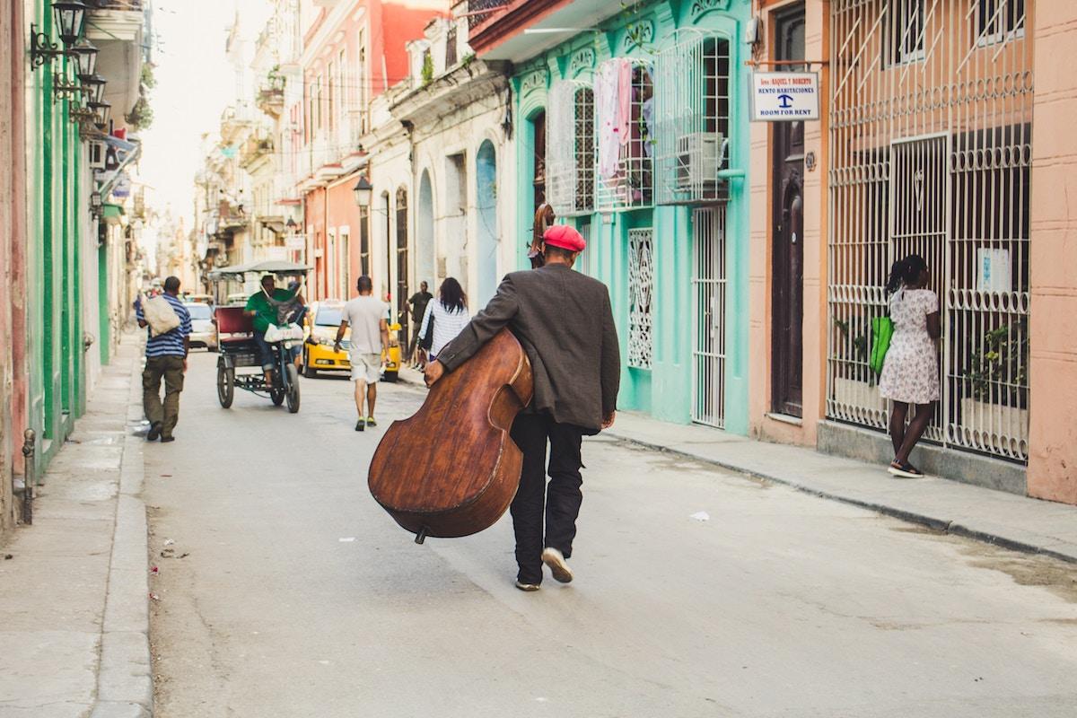 Old Havana, music, Cuba