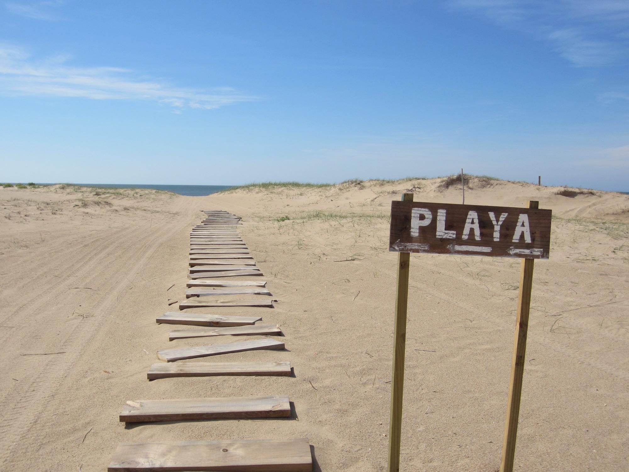 Beach Uruguay, Punta del este
