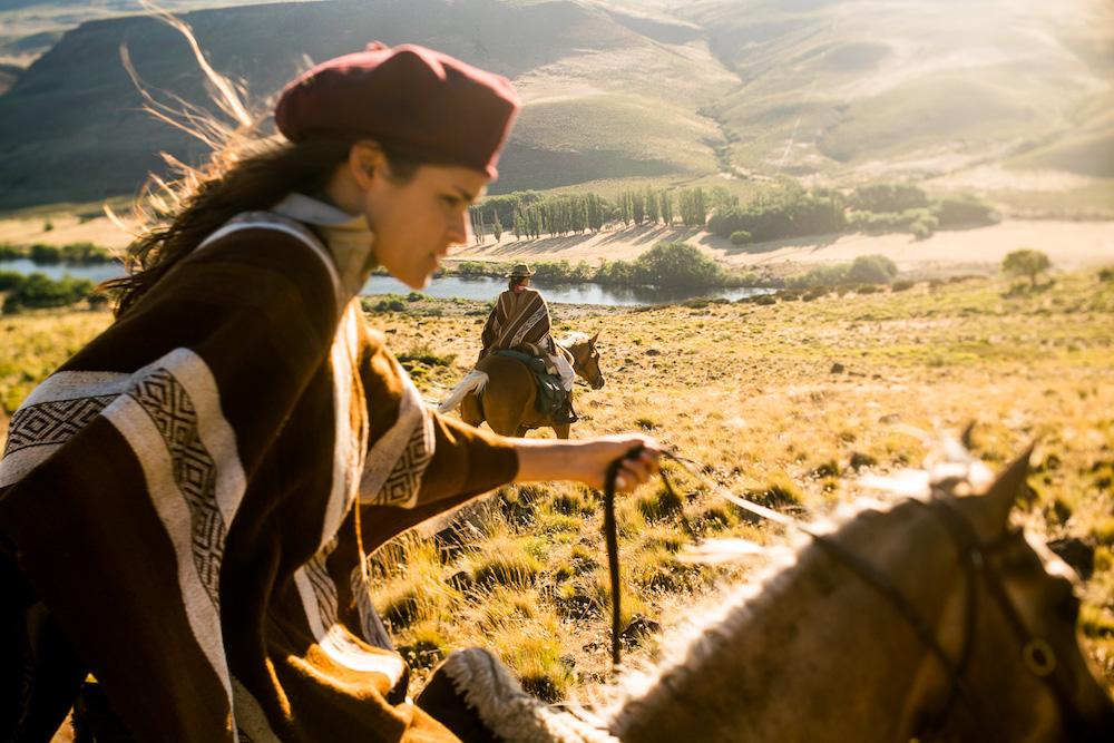 Plan South America | Estancia Alinco, gaucho women