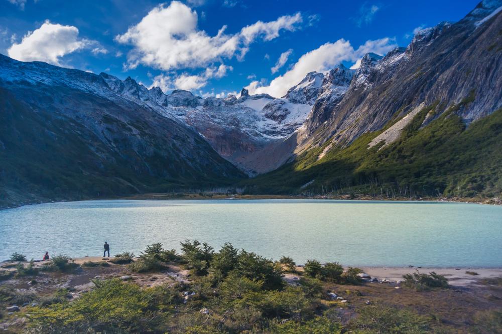 Plan South America   Tierra del Fuego, Argentina