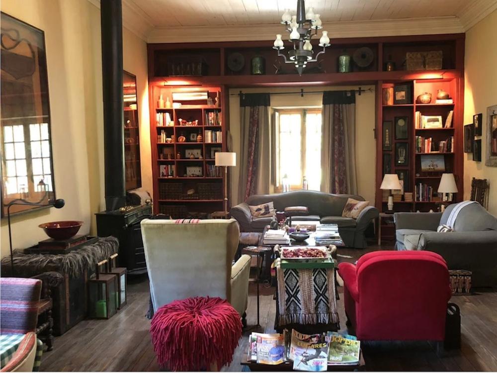 Plan South America | Estancia Alinco, living space