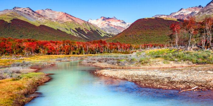 Plan South America | Ushuaia, landscapes
