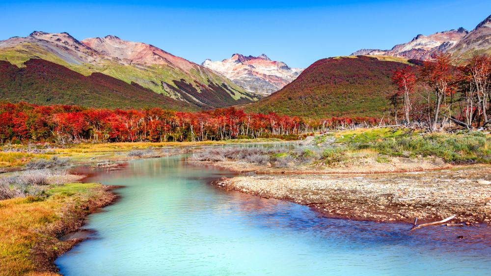 Plan South America | Ushuaia, landscapes