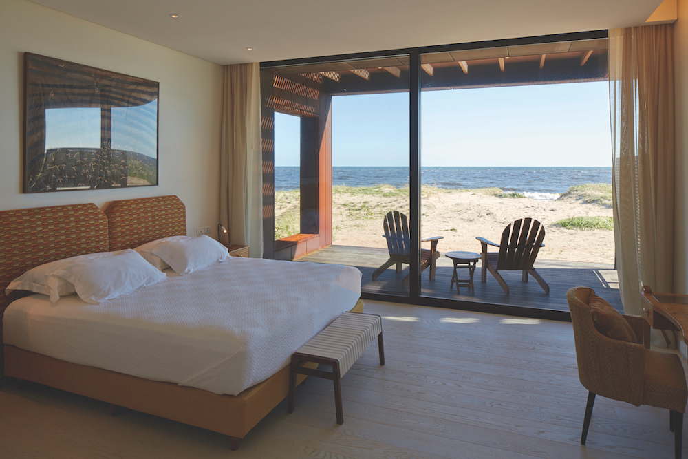 Bahia Vik, room, Uruguay | Plan South America
