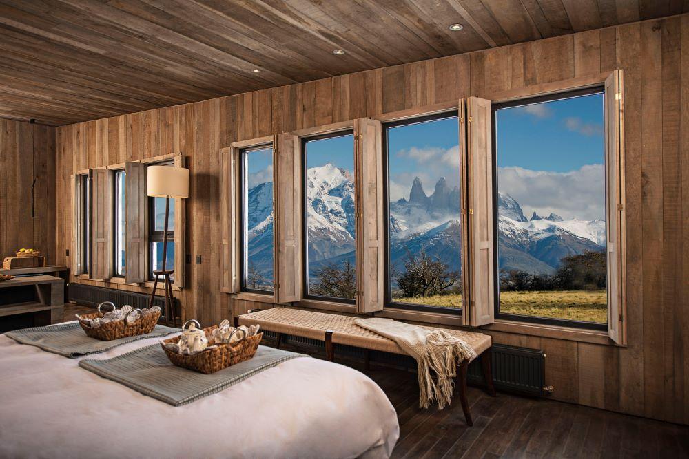Awasi Patagonia Bedroom