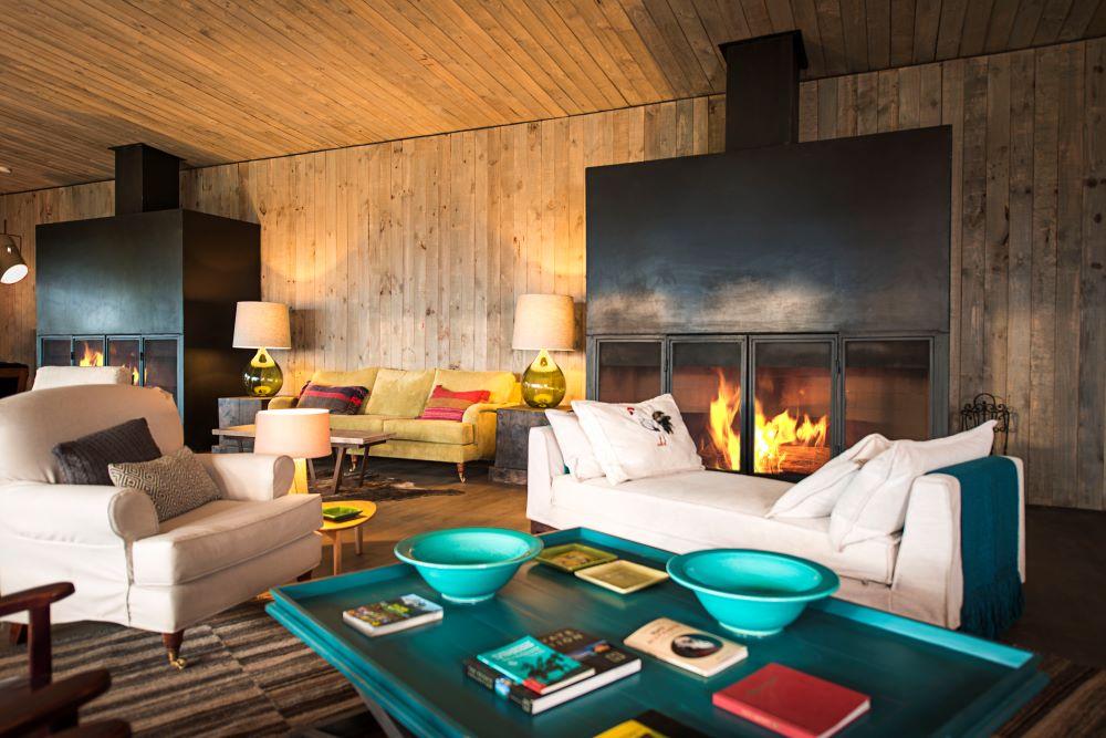 Awasi Fireplace