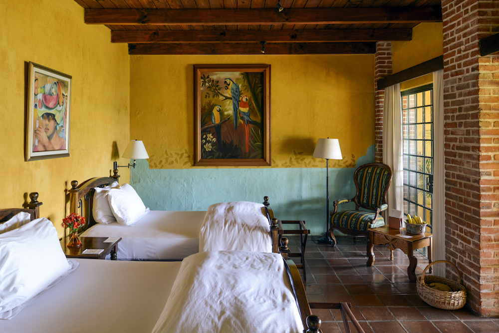 Casa Palopo, San Lucas room, Guatemala | Plan South America