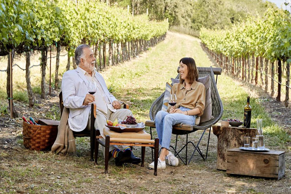 Un Vinito with Francis Ford Coppola