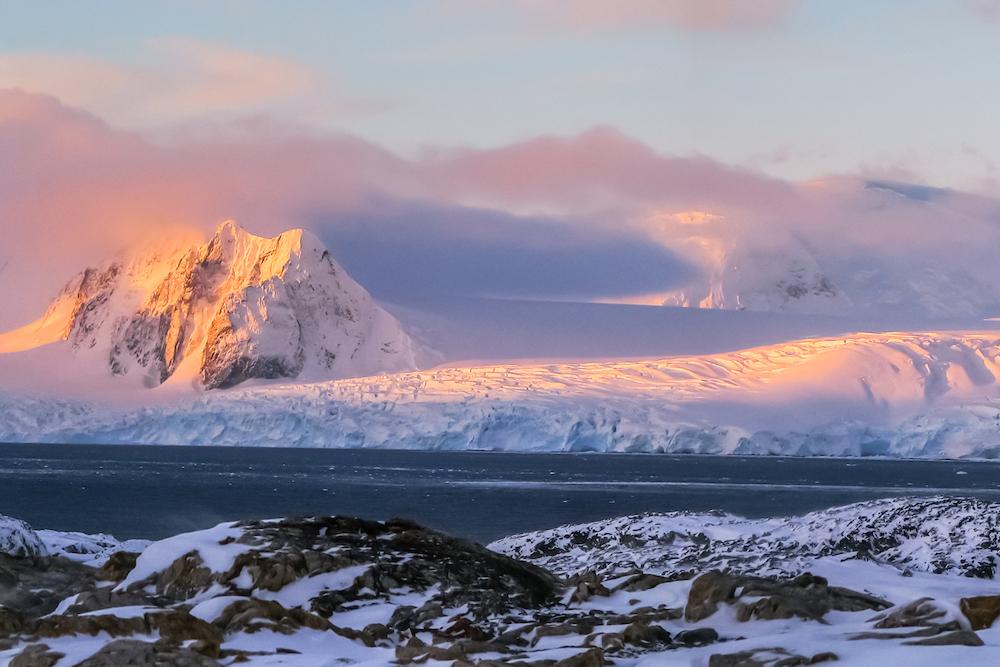 Solar Eclipse 2021, Antarctica