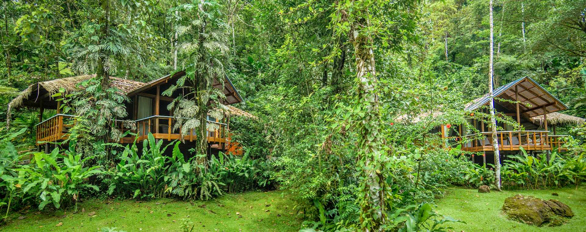 Pacuare Lodge, Costa Rica   Plan South America