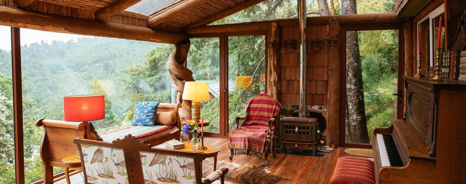 Barraco Lodge, Chile | Plan South America
